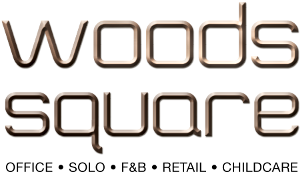 Woods Square Logo